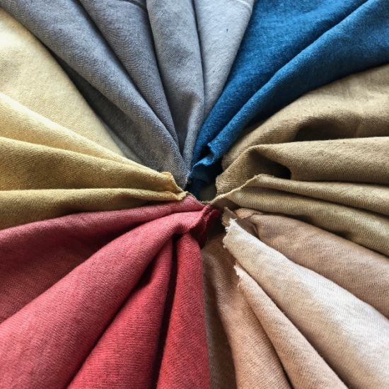 Herbal Dyed Fabric